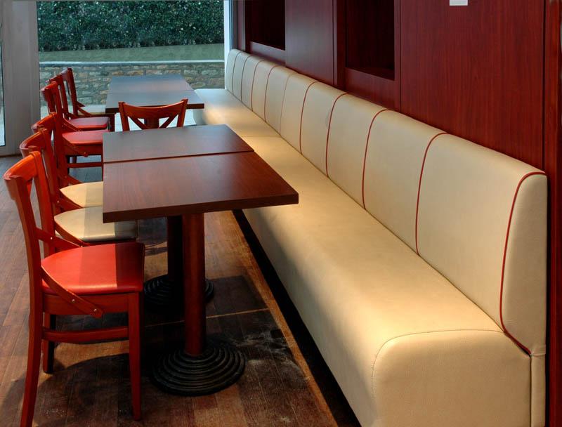 banquette-cafe